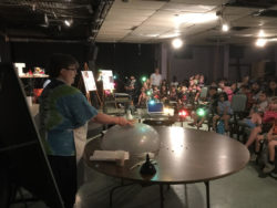 Pastor Beth Does VBS Magic